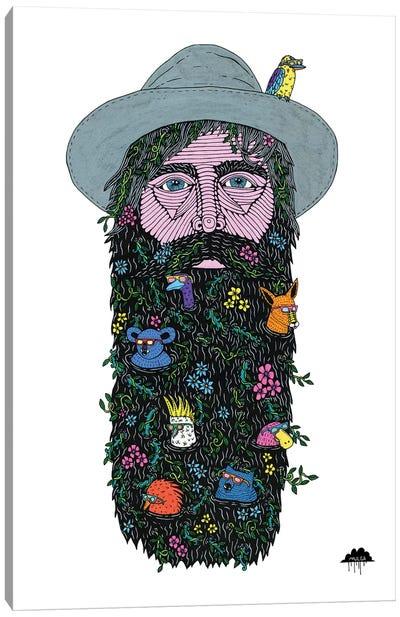 Jimmy Beardson Canvas Art Print