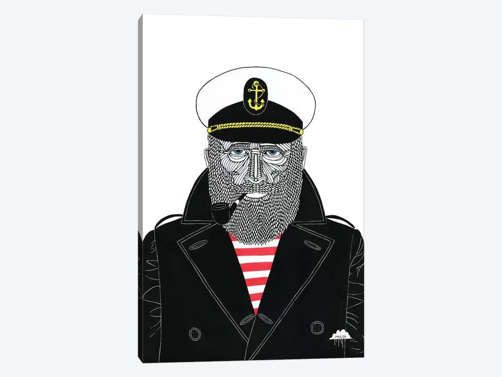 Captain Casey by MULGA 1-piece Canvas Wall Art