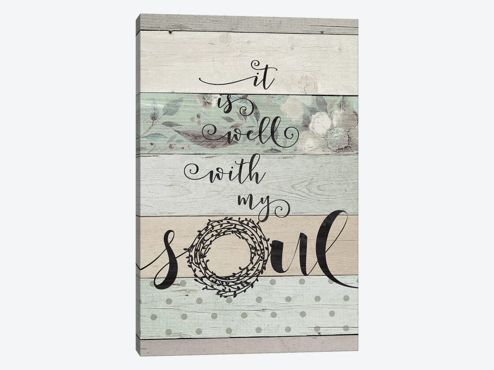 It Is Well With My Soul by Jo Moulton 1-piece Art Print