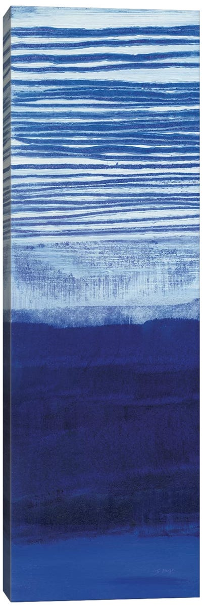 Blue Haze II Canvas Art Print