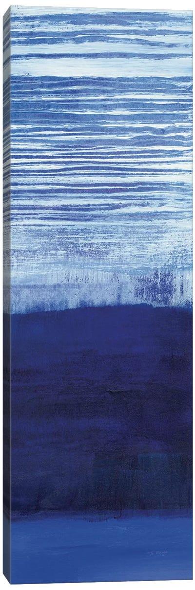 Blue Haze III Canvas Art Print