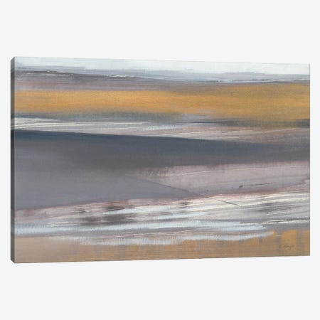 Misty Morning Canvas Print #JOM30} by Jo Maye Canvas Wall Art