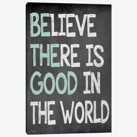 Be The Good Canvas Print #JOM4} by Jo Moulton Canvas Wall Art