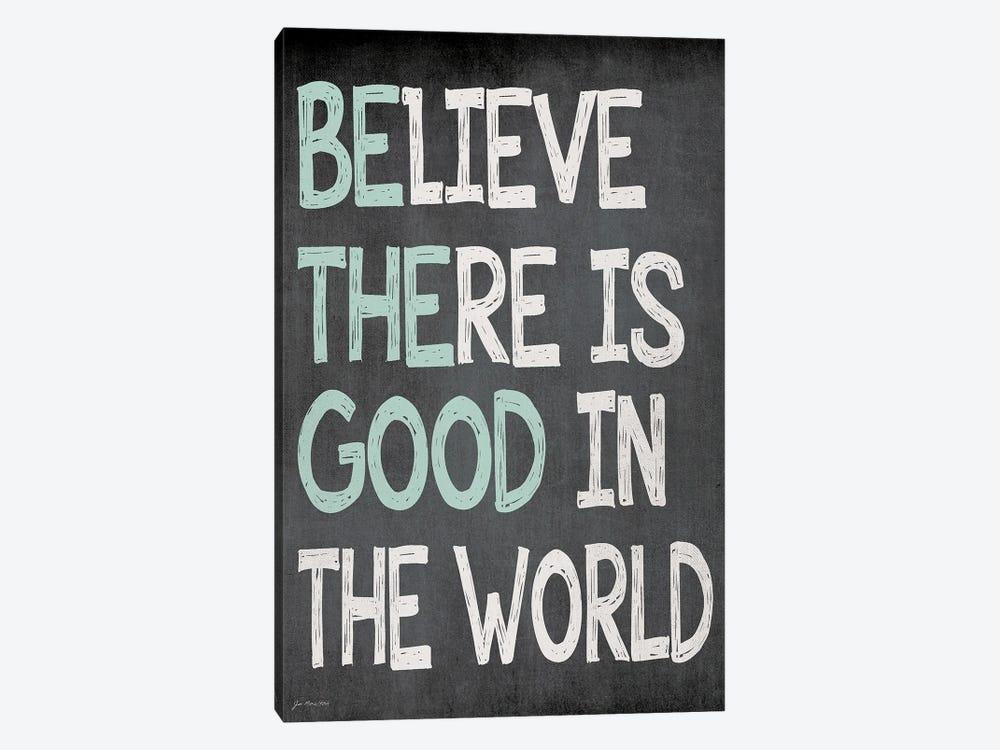 Be The Good by Jo Moulton 1-piece Canvas Art Print