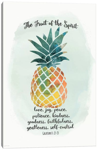 Fruit Spirit Canvas Art Print