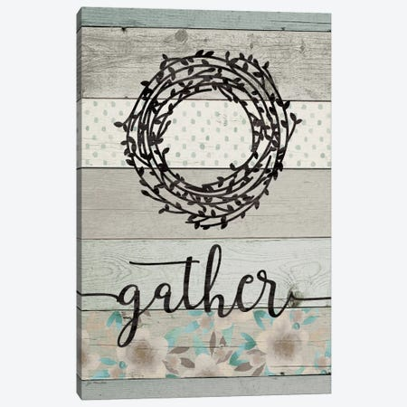 Gather Canvas Print #JOM9} by Jo Moulton Art Print