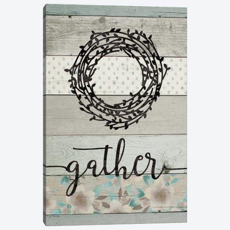 Gather Canvas Print #JOM9} by Jo Moulton Art Print