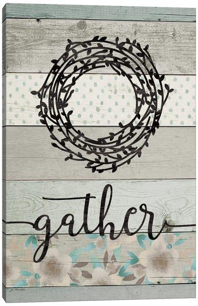 Gather Canvas Art Print