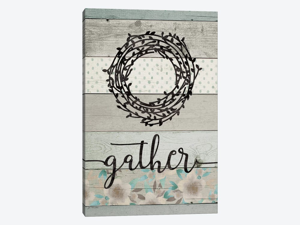 Gather by Jo Moulton 1-piece Canvas Art