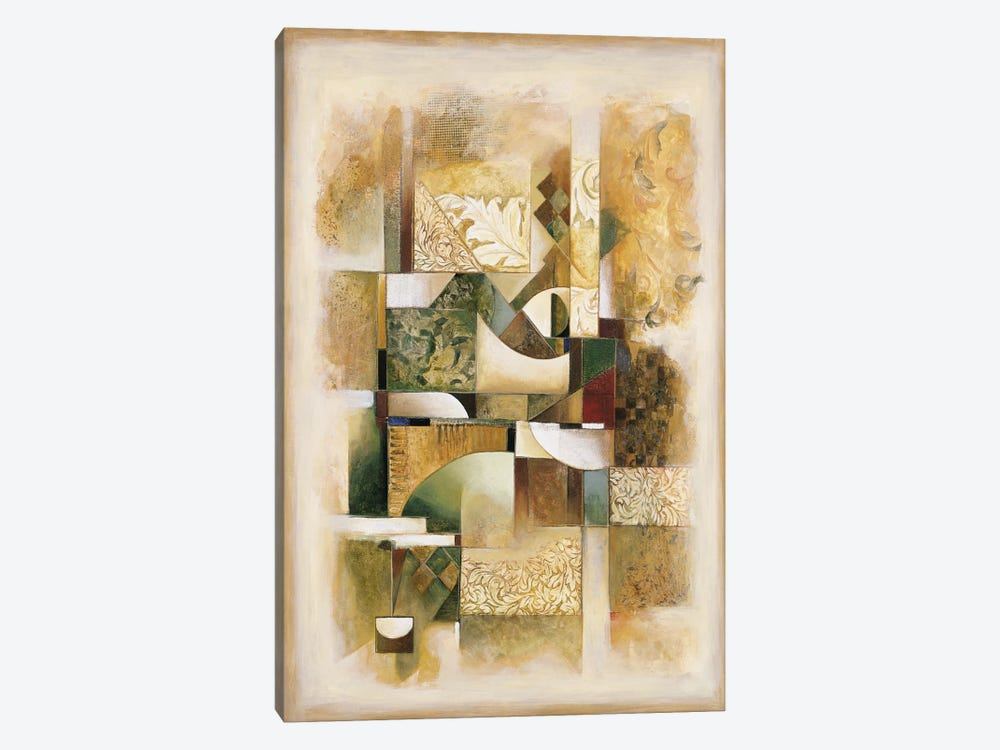 Abstract collage I by Jonathan Parsons 1-piece Art Print