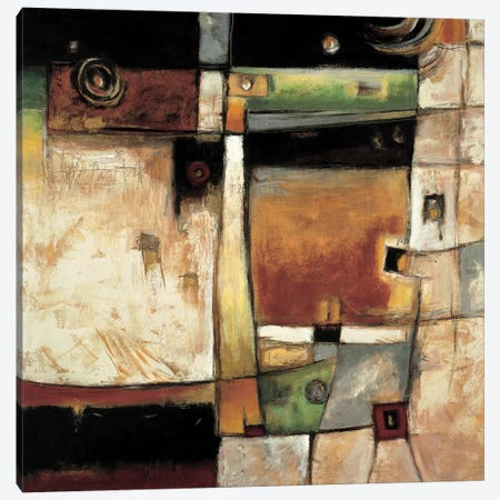 Construct I Canvas Print #JON3} by Jonathan Parsons Canvas Wall Art