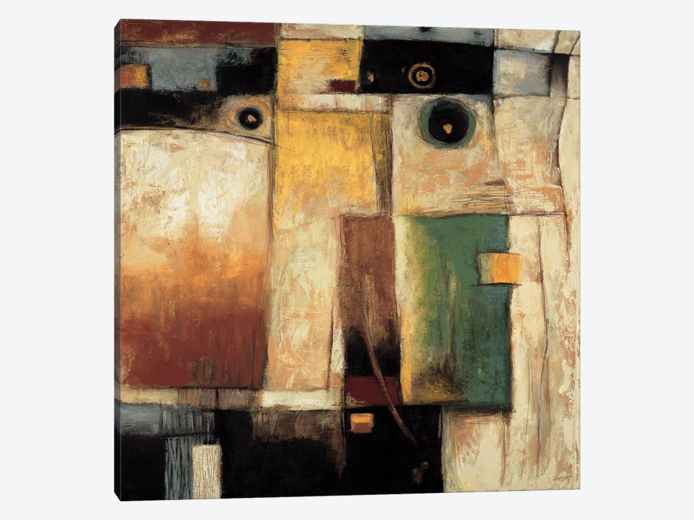 Construct II by Jonathan Parsons 1-piece Canvas Wall Art