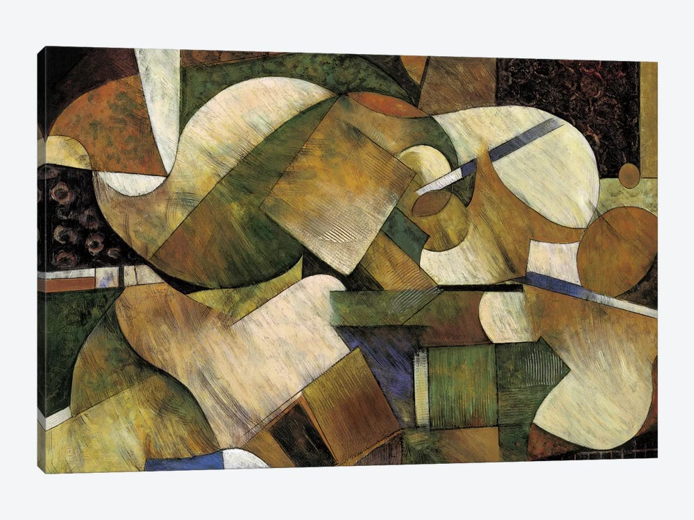 Movement I by Jonathan Parsons 1-piece Art Print