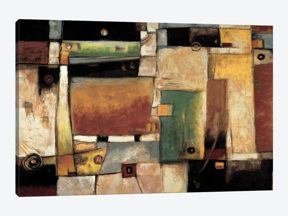 Strata by Jonathan Parsons 1-piece Canvas Artwork