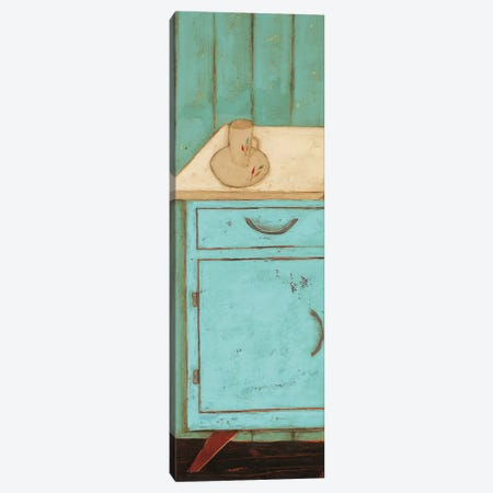 Side Table I Canvas Print #JOO2} by Jo Oakley Art Print