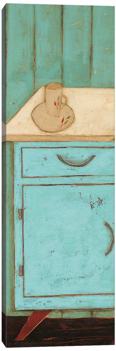 Side Table I Canvas Art Print