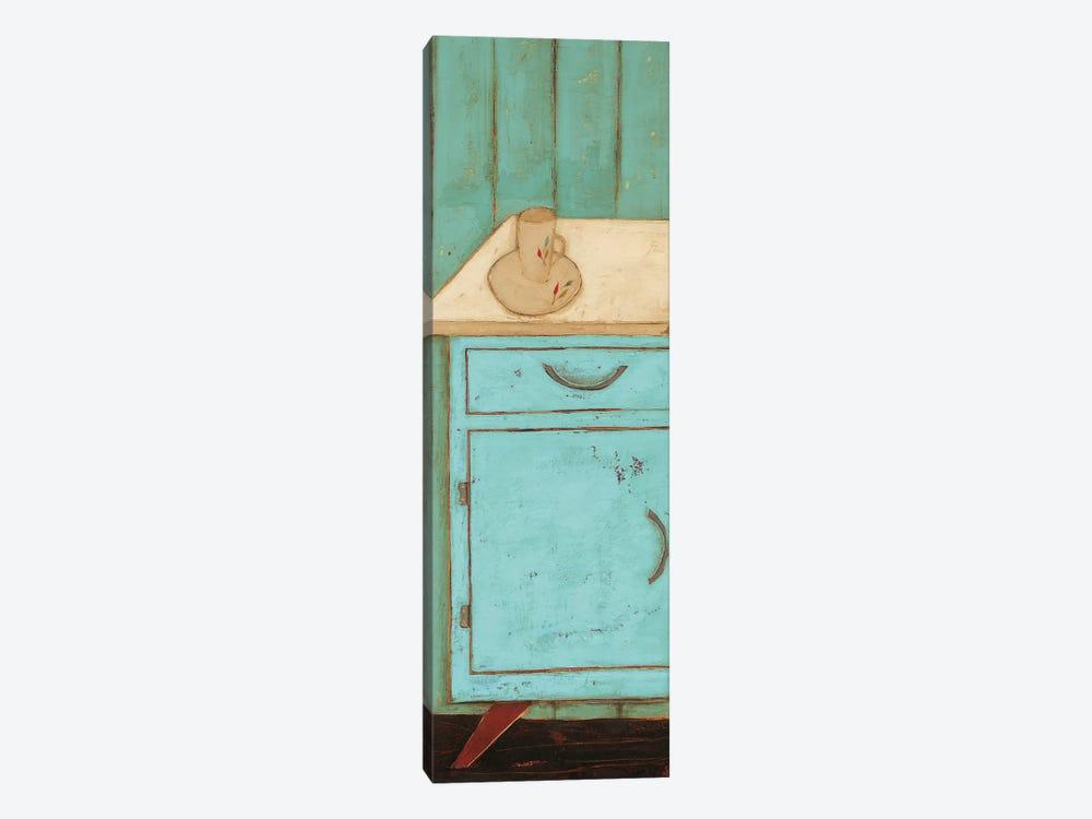 Side Table I by Jo Oakley 1-piece Canvas Print