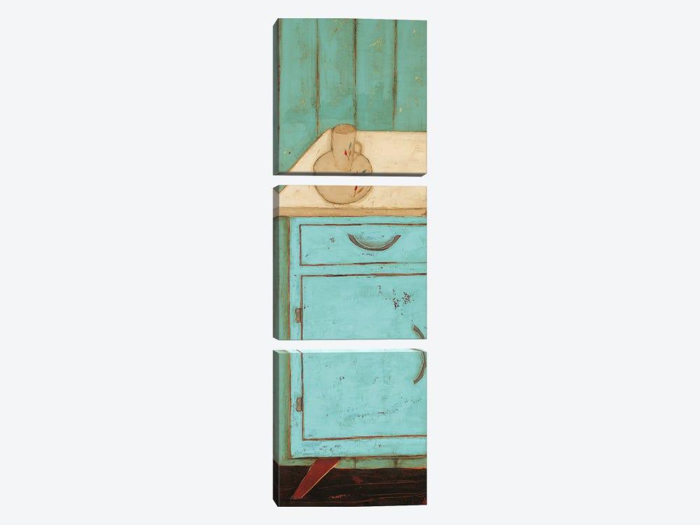 Side Table I by Jo Oakley 3-piece Art Print