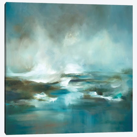 Breaking Canvas Print #JOP1} by Joanne Parent Art Print