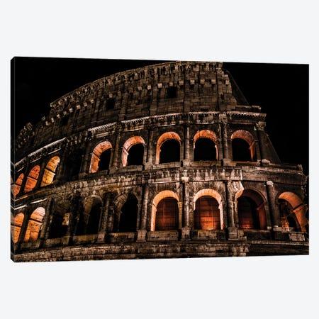 Rome Colloseum Canvas Print #JOR103} by Anders Jorulf Art Print