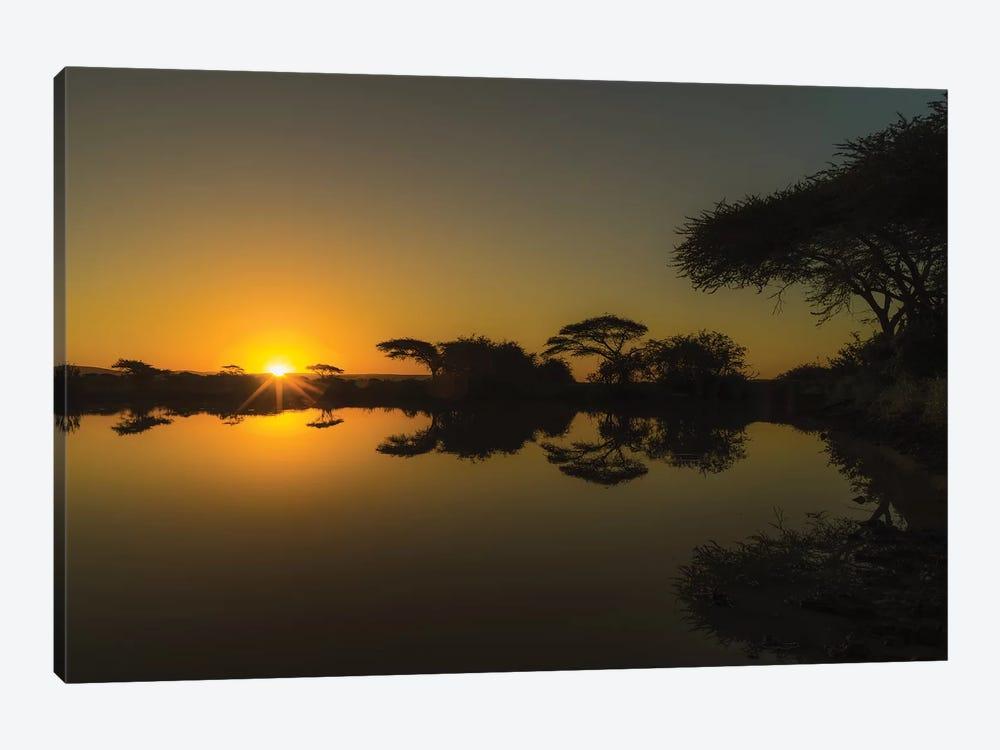 Sunset Reflections by Anders Jorulf 1-piece Art Print
