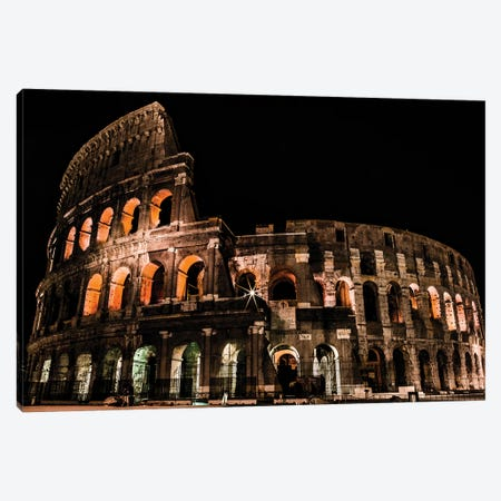The Colloseum Canvas Print #JOR110} by Anders Jorulf Canvas Wall Art