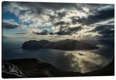 The Faroe Islands Canvas Art Print