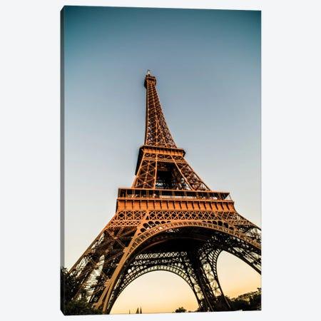 Eiffel Canvas Print #JOR11} by Anders Jorulf Canvas Art Print