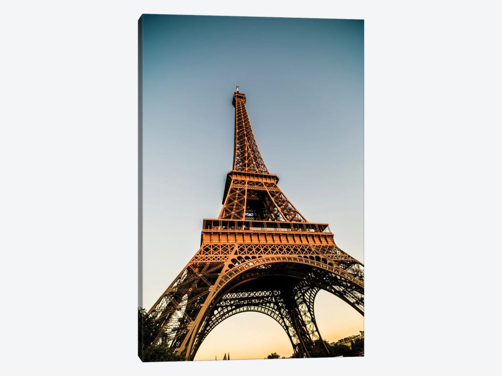 Eiffel by Anders Jorulf 1-piece Canvas Wall Art