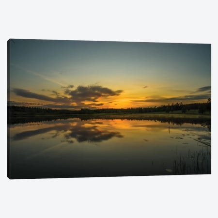 Endless Summer Nights Canvas Print #JOR124} by Anders Jorulf Canvas Art