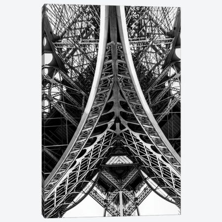 Eiffel Tower Canvas Print #JOR12} by Anders Jorulf Canvas Art Print