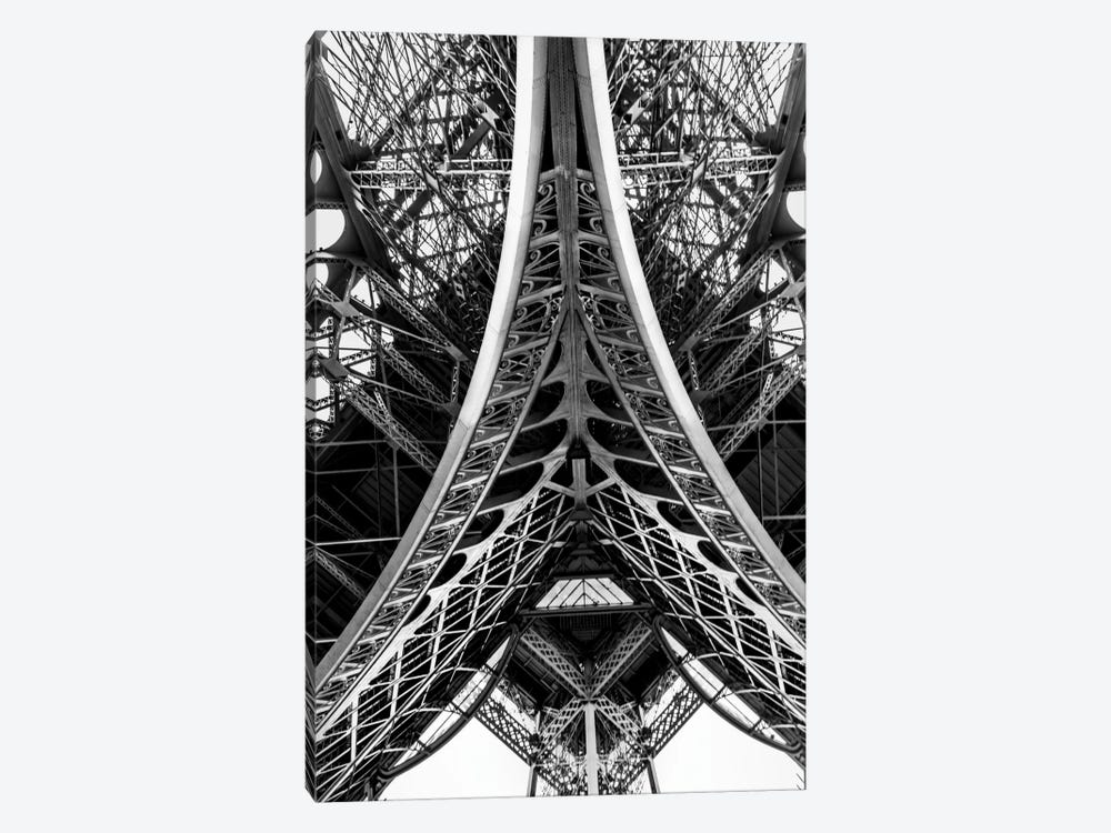 Eiffel Tower by Anders Jorulf 1-piece Canvas Art Print