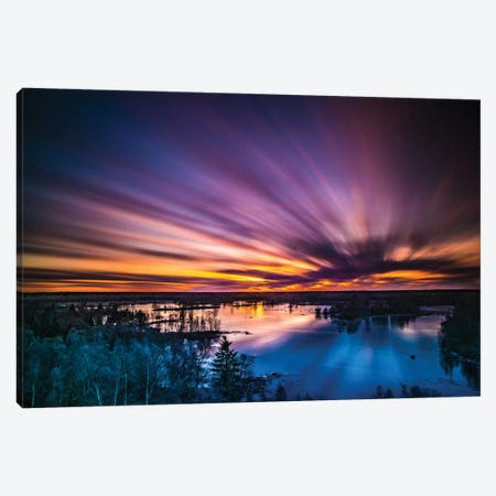 Finland Canvas Print #JOR15} by Anders Jorulf Canvas Wall Art