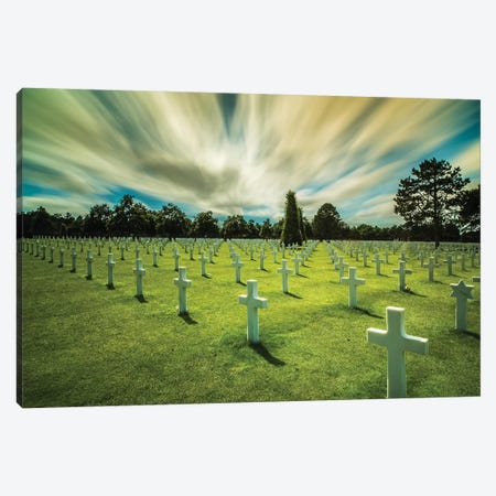 Grief And Loss Canvas Print #JOR16} by Anders Jorulf Canvas Art