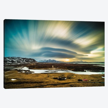 Iceland Canvas Print #JOR18} by Anders Jorulf Canvas Art Print