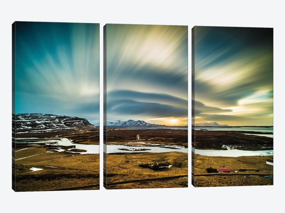 Iceland by Anders Jorulf 3-piece Art Print