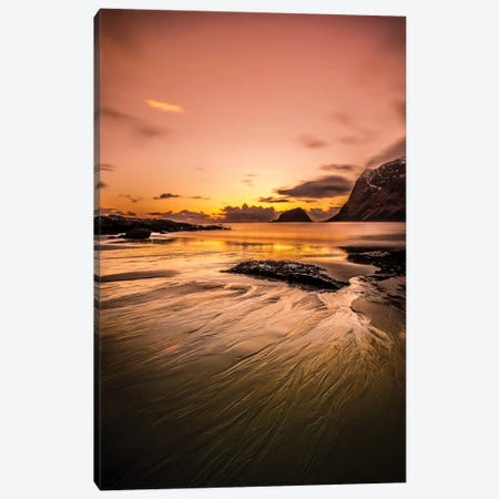 Lofoten Canvas Print #JOR22} by Anders Jorulf Canvas Art