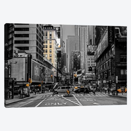 NYC Canvas Print #JOR35} by Anders Jorulf Canvas Wall Art