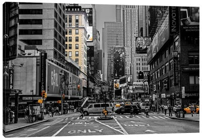 NYC Canvas Print #JOR35
