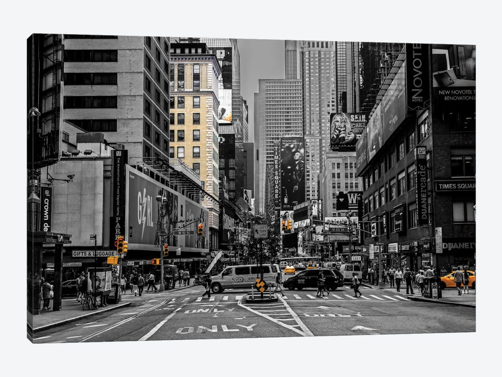 NYC by Anders Jorulf 1-piece Canvas Artwork