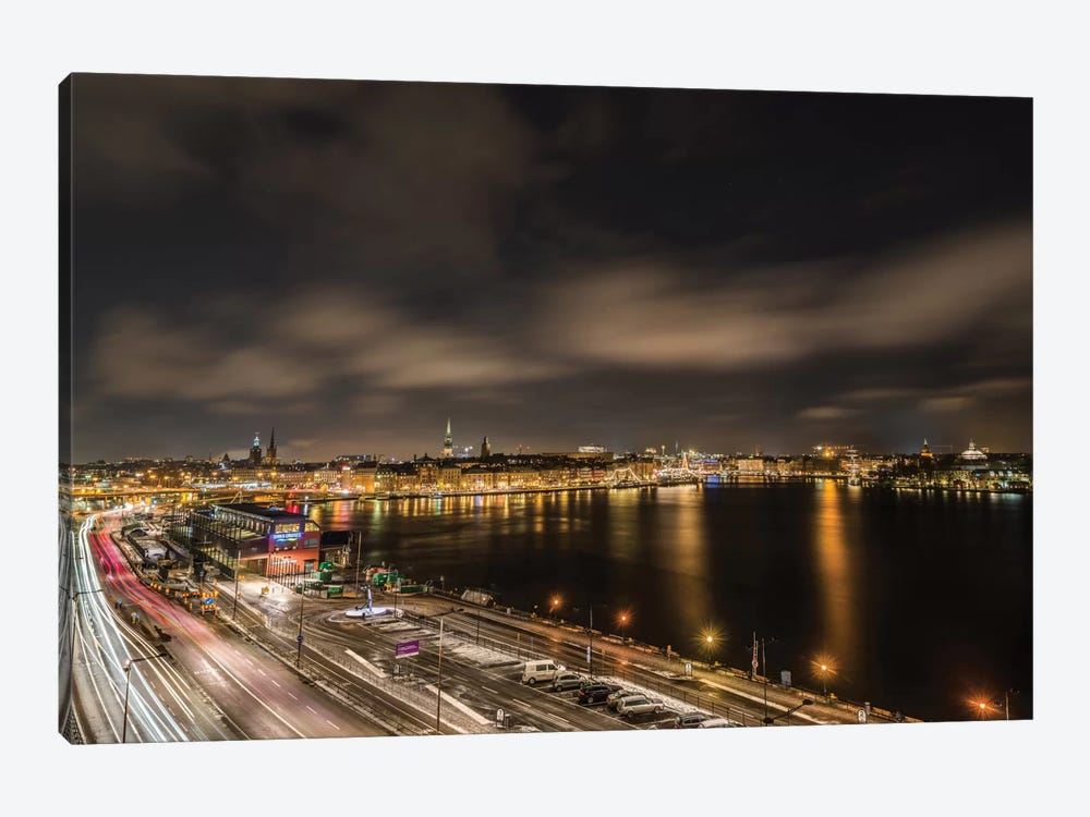 Stockholm by Anders Jorulf 1-piece Canvas Artwork