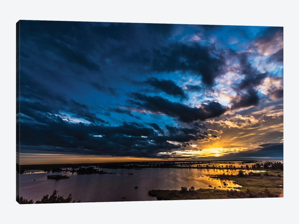 Sunset I by Anders Jorulf 1-piece Art Print
