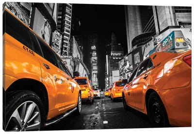 Times Square, NYC Canvas Art Print