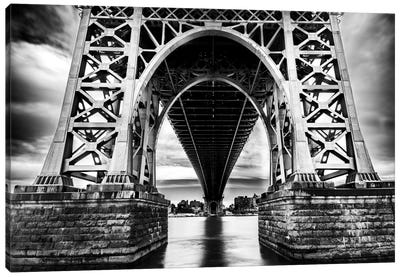 Williamsburg Bridge Canvas Art Print