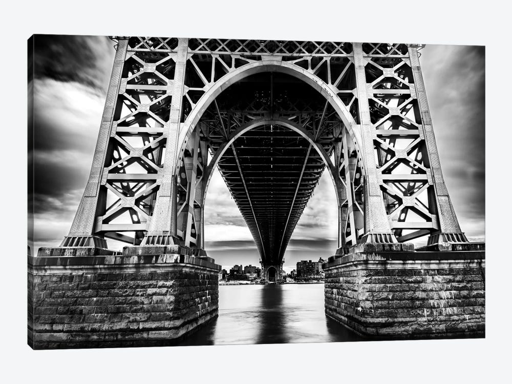 Williamsburg Bridge by Anders Jorulf 1-piece Canvas Wall Art