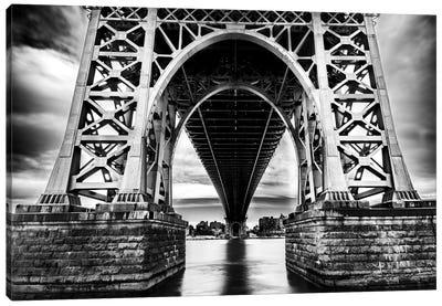Williamsburg Bridge Canvas Art Print