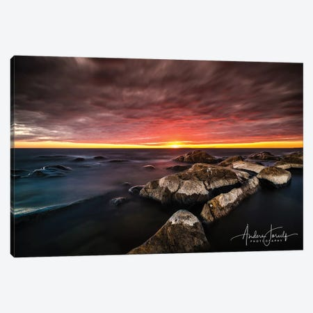Silent Moment Canvas Print #JOR76} by Anders Jorulf Canvas Wall Art