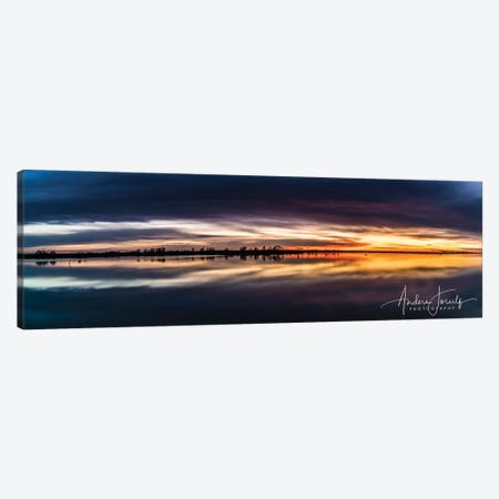 Sunset Dream Canvas Print #JOR77} by Anders Jorulf Canvas Wall Art