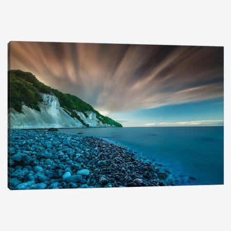 Early Evening Canvas Print #JOR9} by Anders Jorulf Art Print
