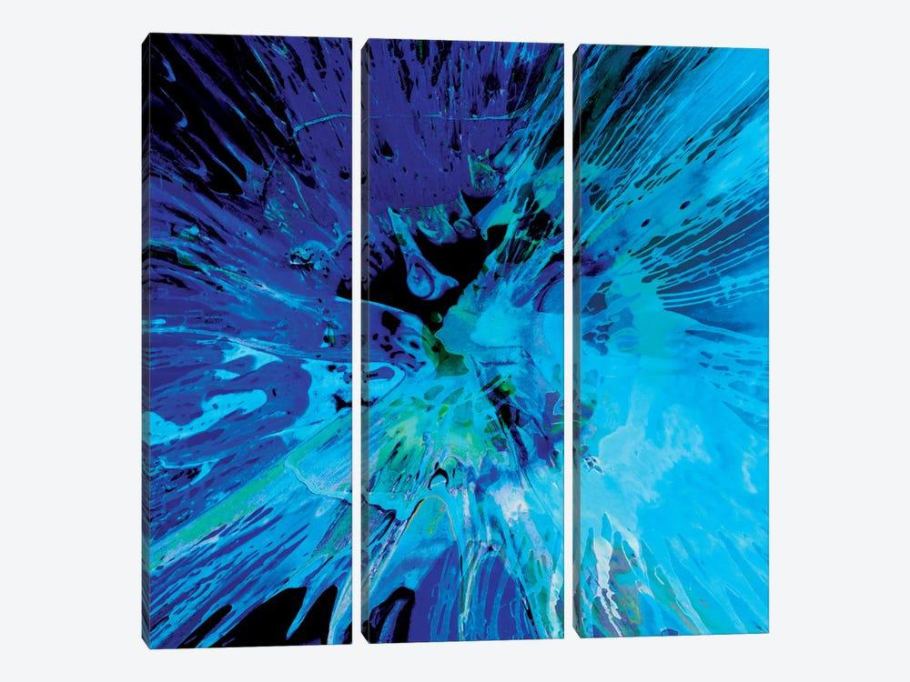 Fearless II by Josh Evans 3-piece Canvas Art Print